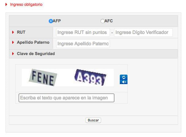 certificado de afiliacion afp