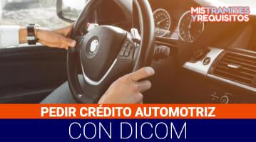 Crédito automotriz con DICOM