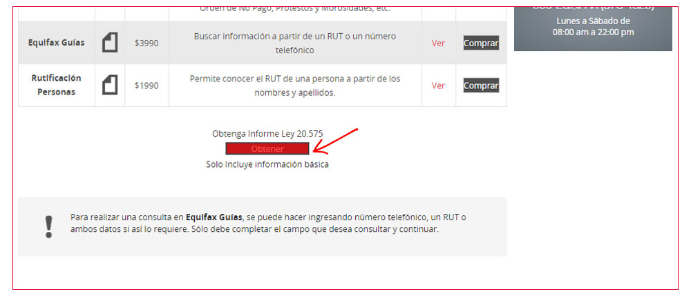 ¿Cómo obtener el boletín comercial Dicom en Chile?