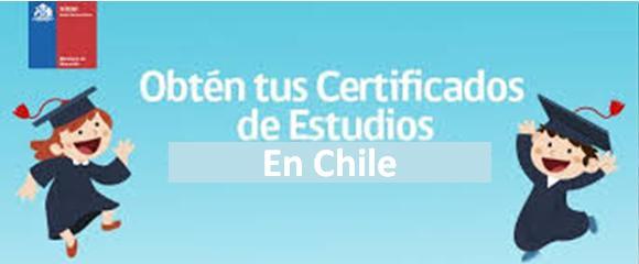 Certificado de Estudios Anuales