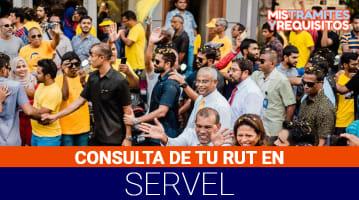 Consultar RUT en Servicio Electoral