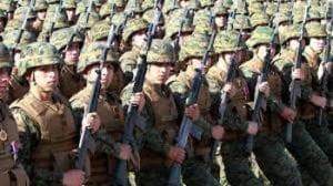 Requisitos para entrar en el ejército