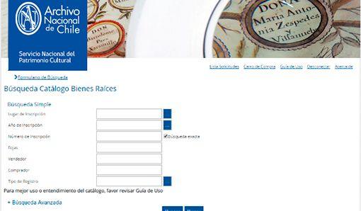formulario de certificado de dominio vigente en linea