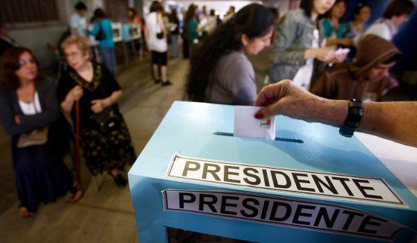 proceso de votación en chile