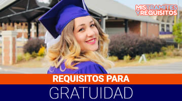 Requisitos para Gratuidad