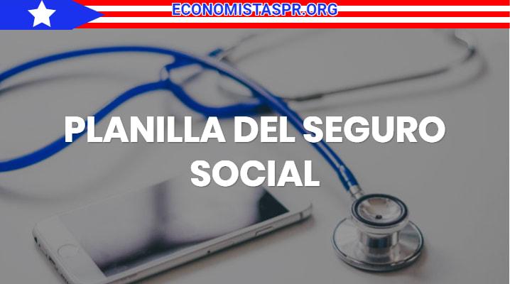 Planilla del Seguro Social