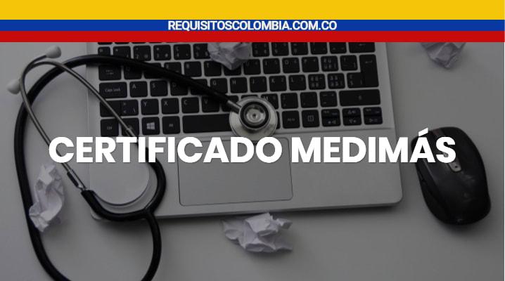 Certificado Medimás