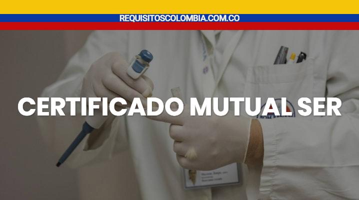 Certificado Mutual Ser