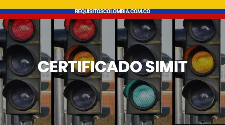 Certificado Simit