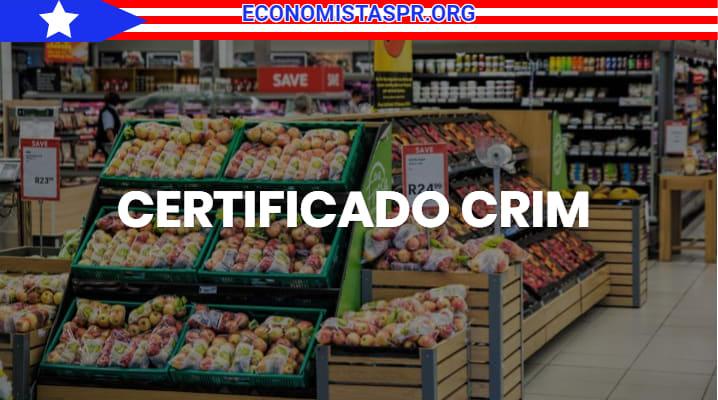 Planilla CRIM