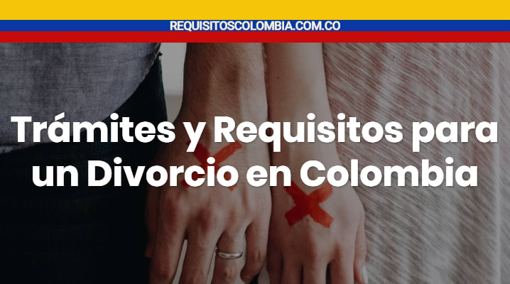 Requisitos para un divorcio
