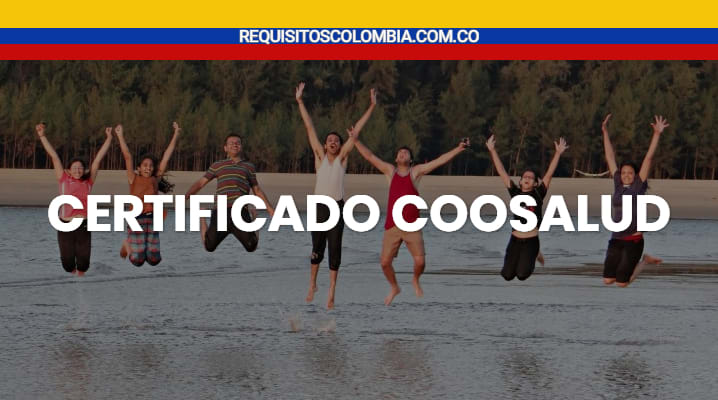 Certificado Coosalud