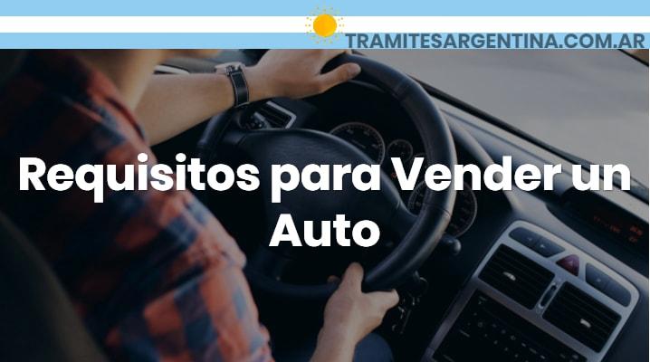 Requisitos para Vender un Auto
