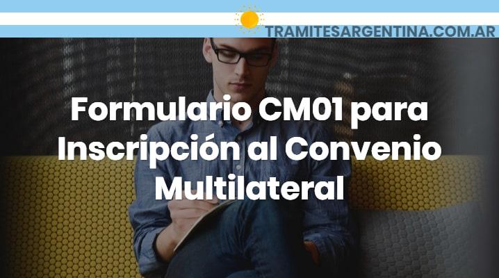 Formulario CM01