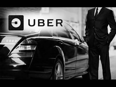 Chofer de Uber