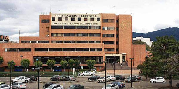 Registraduria de colombia