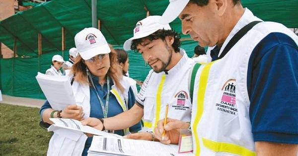 Trabajadores de Censo