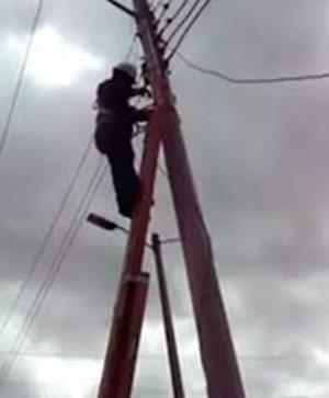 Trabajo de las alturas
