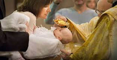 bautismo en colombia