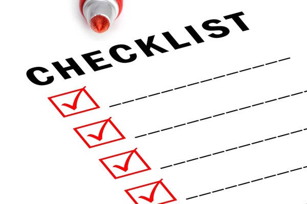 checklist certificado halal