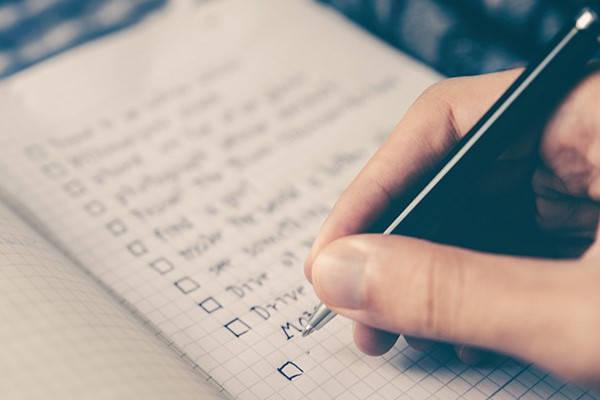 checklist como saber mi codigo postal