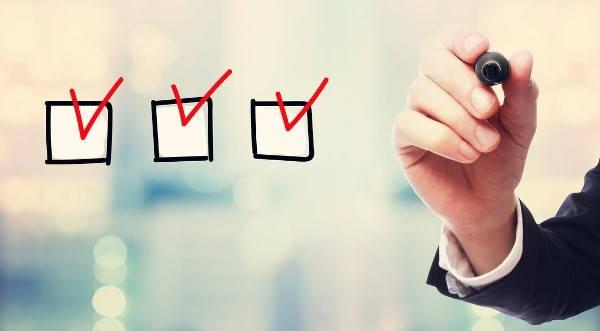checklist como saber si estoy reportado