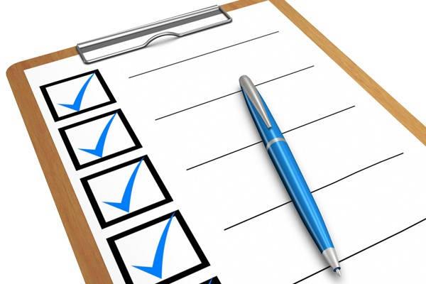 checklist madera certificado haccp