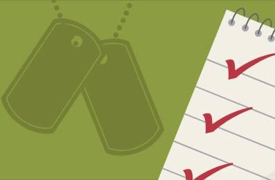 checklist requisitos para la libreta militar