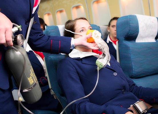 curso azafata de vuelo