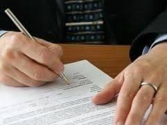 firma de documento requisitos para crear una empresa