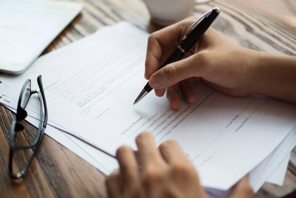 firmando certificado idu