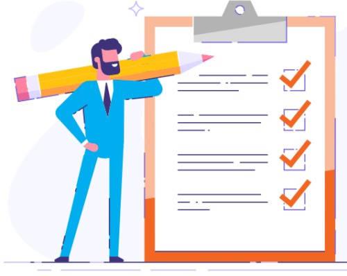 hombre checklist requisitos para la pension