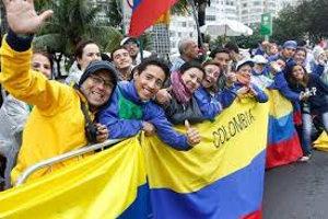 jóvenes de Colombia