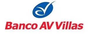 logo del banco av villas