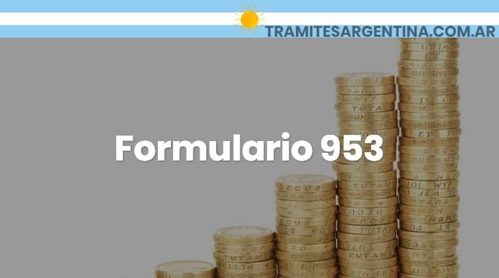 Formulario 953