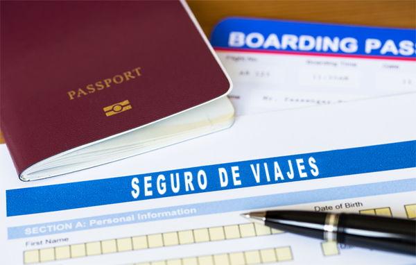 seguro viajes