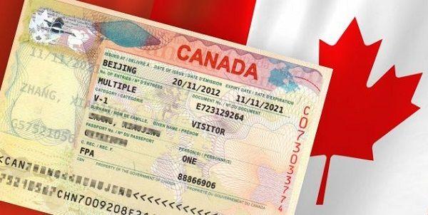 visa canadiense