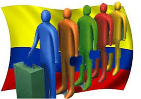 Requisitos para votar en Colombia