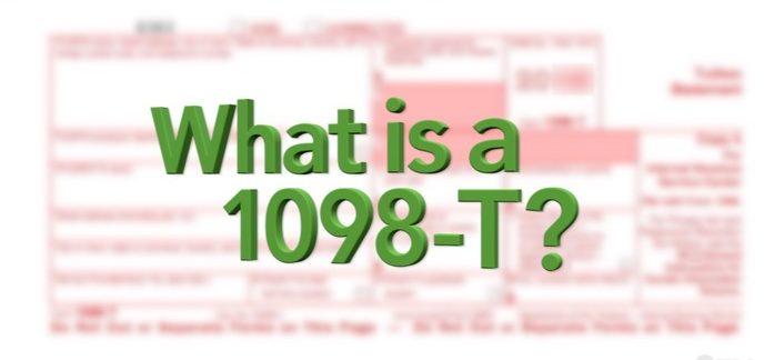 Formulario 1098-T