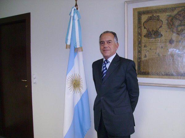 ARGENTINA EMBAJADOR