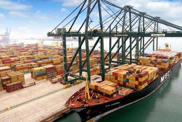 Certificado de importación barco en puerto