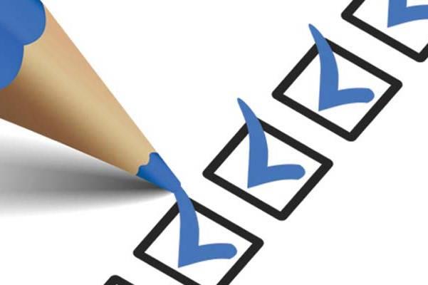 Certificado de multas de tránsito checklist