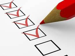 Certificado negativa de desempleo checklist
