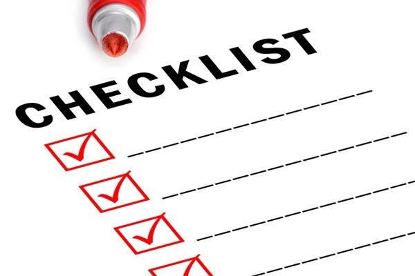 Como saber mi Clave Fiscal checklist
