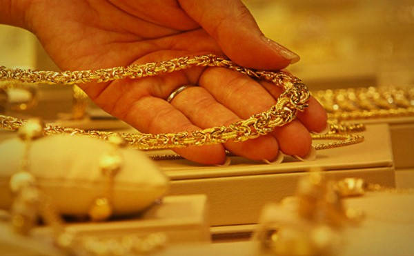 Como saber si es oro joyas y orfebrería