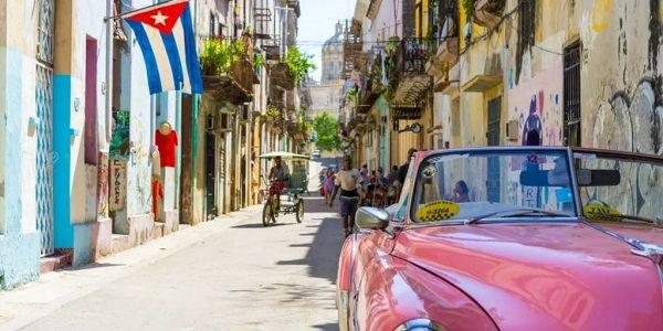 Estadía en Cuba