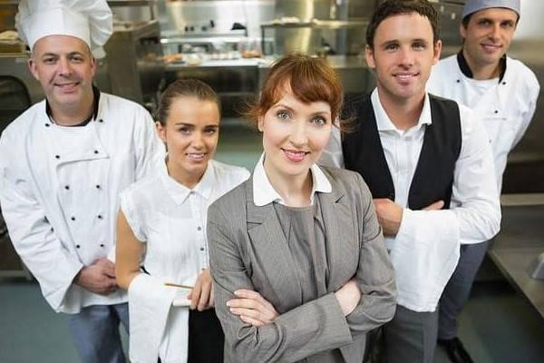 Formulario 8001 trabajadores de restaurante