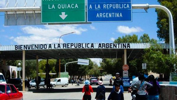 Aduana de argentina