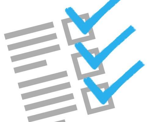 Requisitos para afiliarse a unión personal checklist