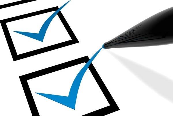 Requisitos para el DNI checklist